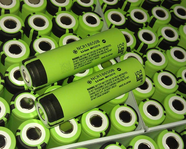 Genuine Panasonic NCR18650B 3400mAh Li-ion 3.6v Un-Protected Rechargeable Batteries UK Stock