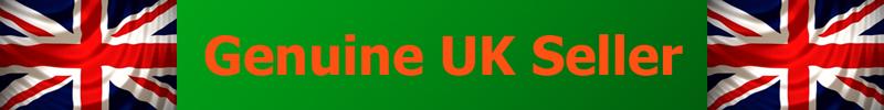 Genuine UK Seller